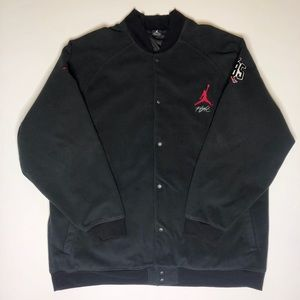 Michael Jordan Vintage 1985 Flight Jacket